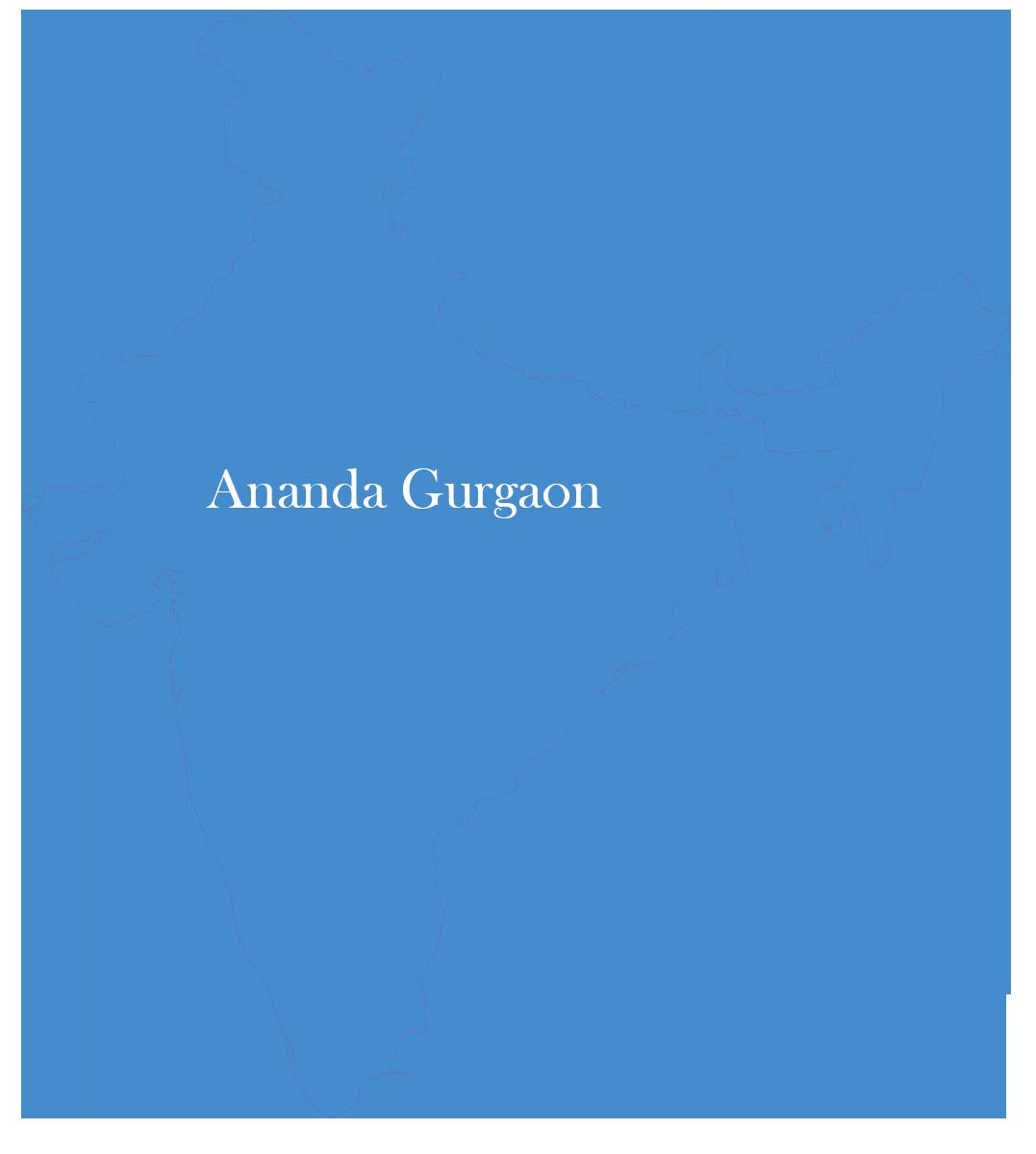 Ananda Gurgaon