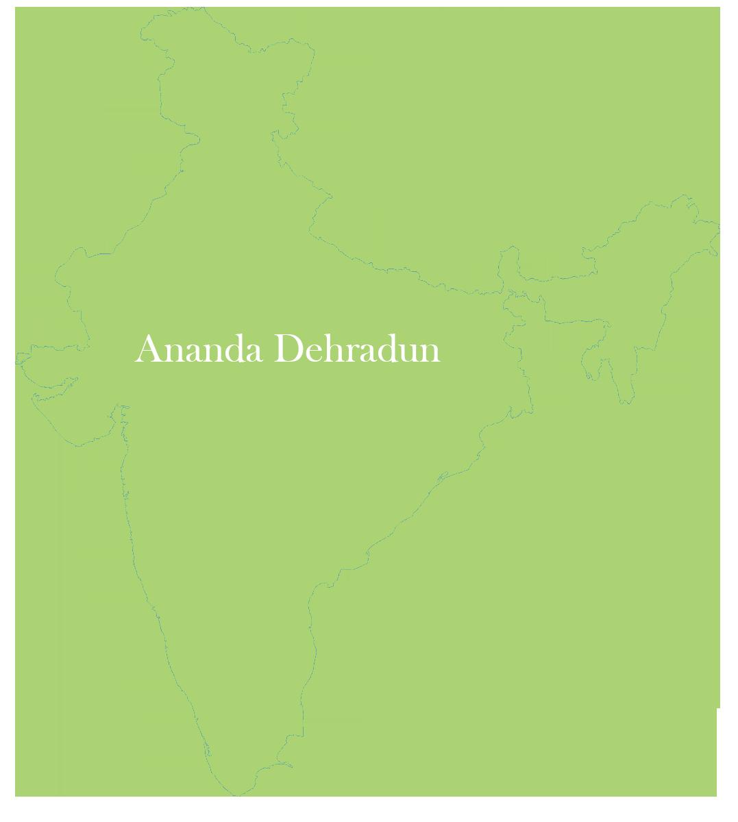 Ananda Dehradun