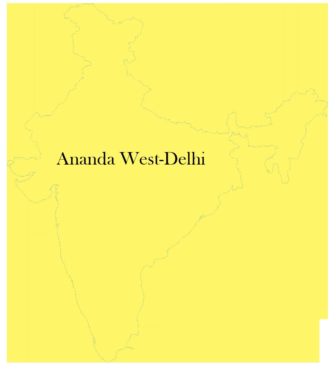Ananda West-Delhi